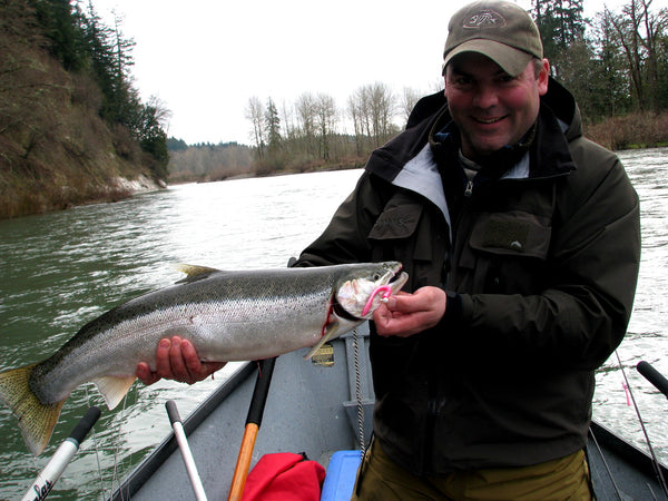 steelhead fishing anchor