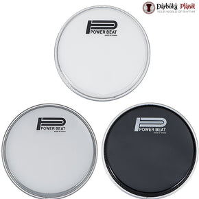"The Ultimate ""PowerBeat"" 8.75"" Darbuka Drum Head Package. 3 color -Must Have For Every Darbuka Player"