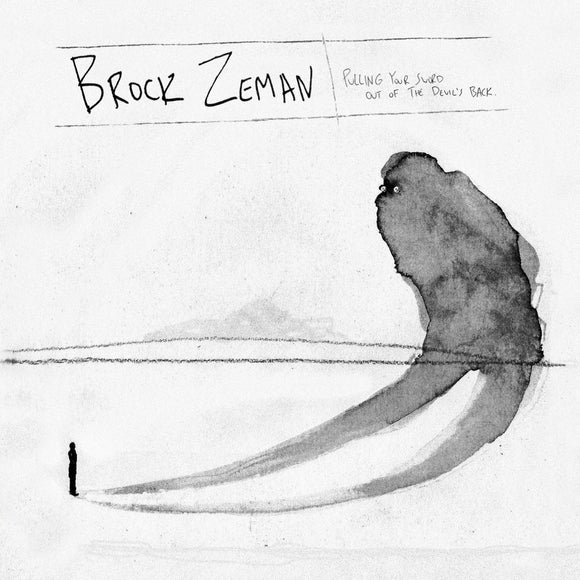 Brock Zeman - Pulling Your Sword Out Of The Devil's Back CD