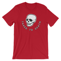 taxed to death t-shirt