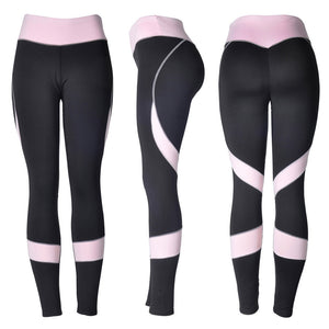 Leggings High Waist Elastic