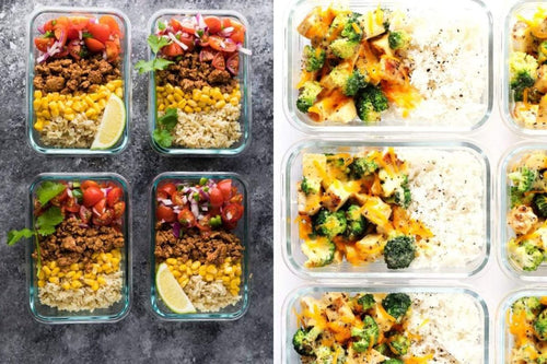 Customized 3 Month Meal Plan Program