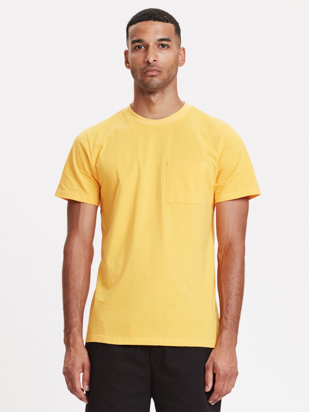 Faro Pocket T-shirt | Sunflower Gul