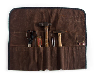 Sturdy Brothers Orville Waxed Tool Roll