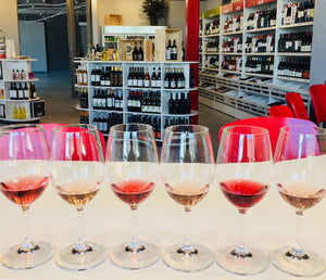 Rosé & Roses Wine and Floral Class - Durham