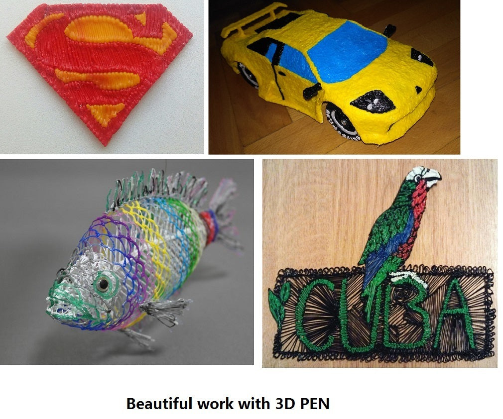 3D Drawing Pen