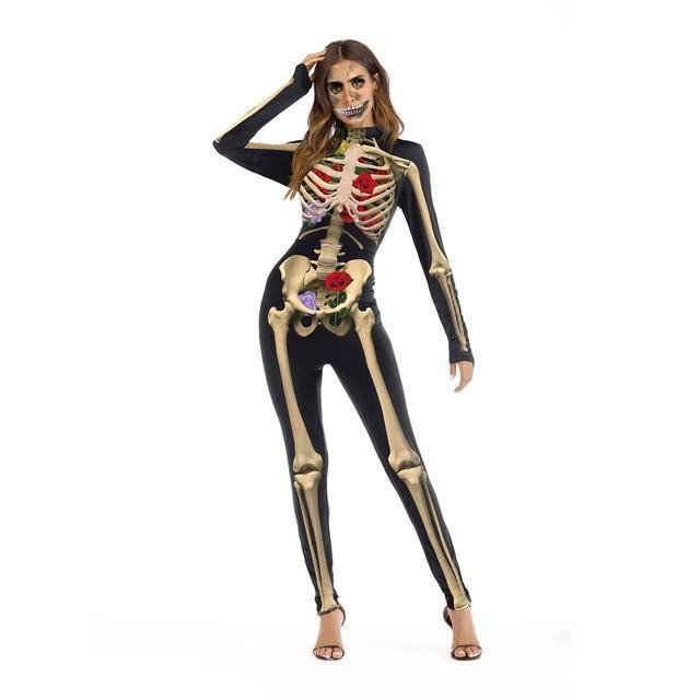 Sexy Halloween Women's Jumpsuits