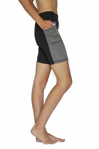 7 Inch Inseam Pocket Activewear Bottom