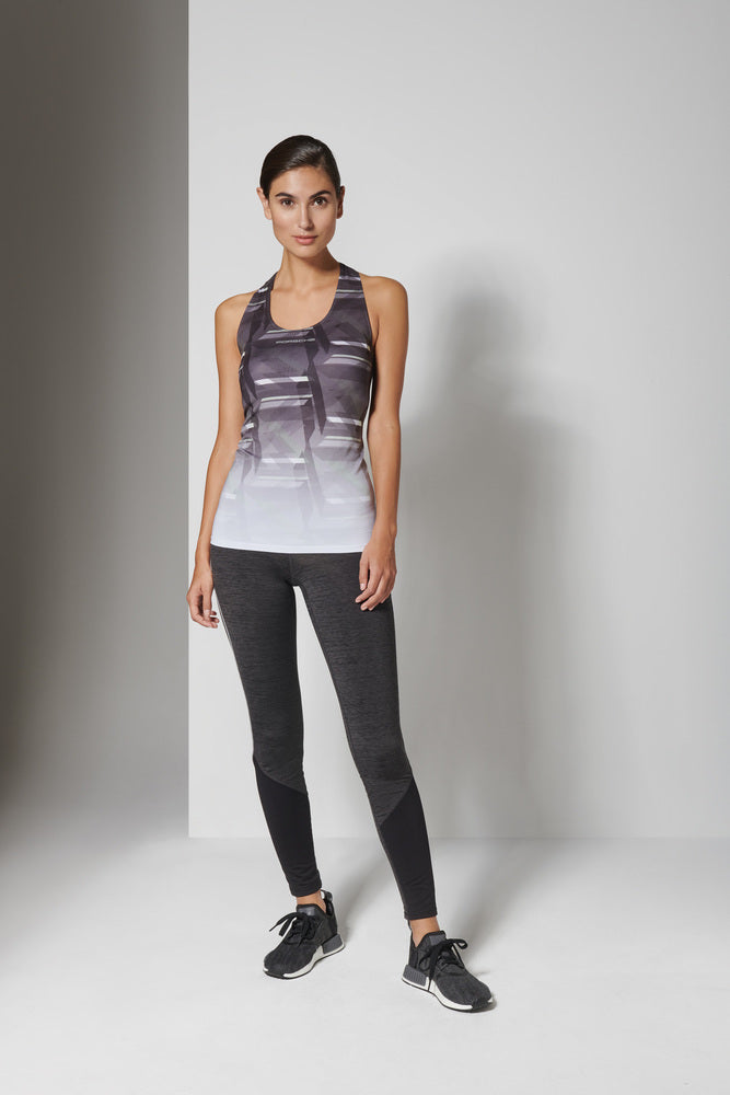 Women's Tank Top, Sports Collection, Grey