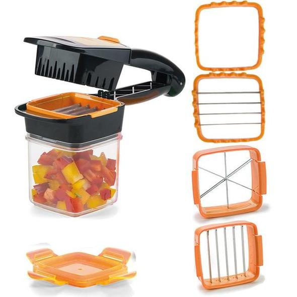 Fast Food Chopper Fruit Slicer