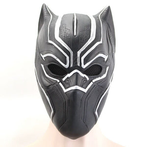 3D Black Panther Mask