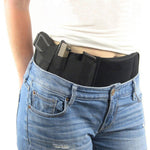 Multi-functional Concealed Carry Pistol Invisible Elastic Girdle Belt
