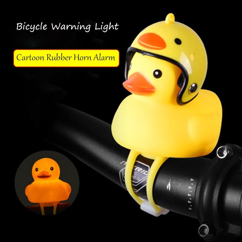 Duck Bicycle Bell & Head Lights