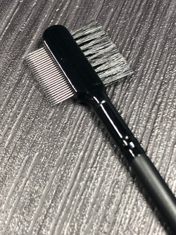 Steel 2 in 1 Eyelash Comb