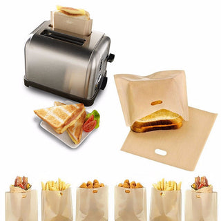 Easy Toaster Bags