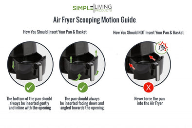 Air Fryer Scooping Motion – Explained