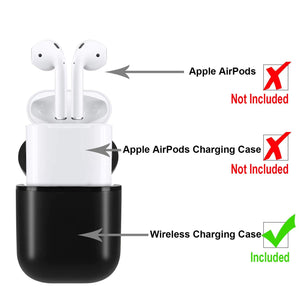 Wireless Charging Protective Case Cover Compatible for Apple AirPods