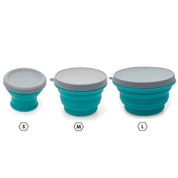 Collapsible Camping Bowl-Outdoors & Sports-bsubuy.com-