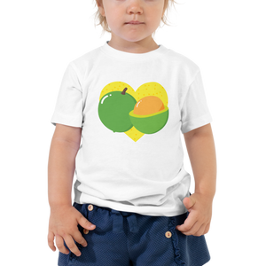 Quenepa Love Toddler Tee