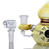 Empire Glassworks The Great Gourd Mini Rig Water Pipe