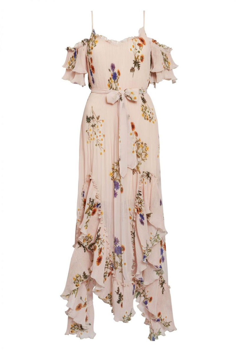 Country Field Maxi Dress