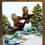 PHEASANT SCREW PRODUCTS Playing Card 1950s