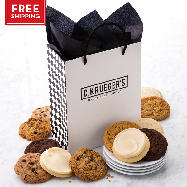 C. Krueger's Signature Gift Bag - Each & Every Cookie