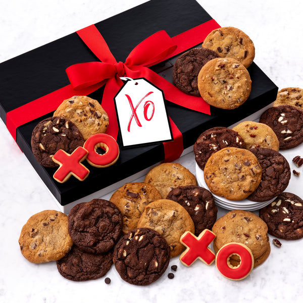 XO Hearts Luxe Gift Box - Belgian Chocolate Assortment