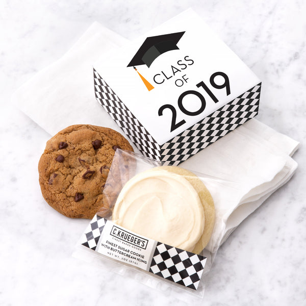 Cookies Are Best When Shared - Class of 2019