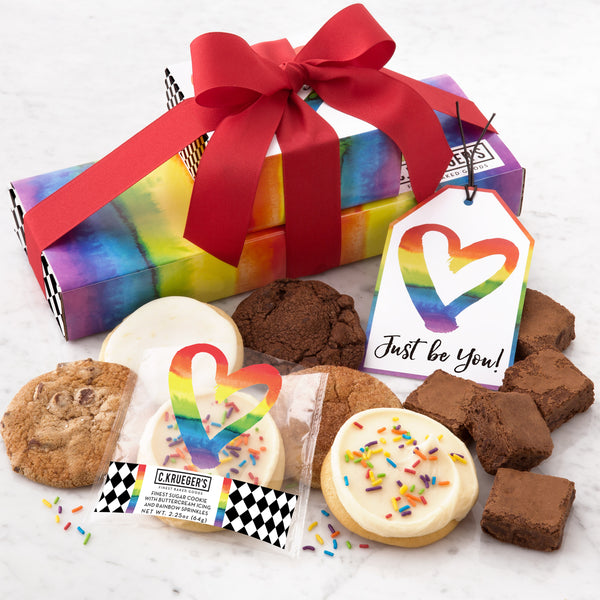 Just Be You Sampler Stack - Cookies & Brownies