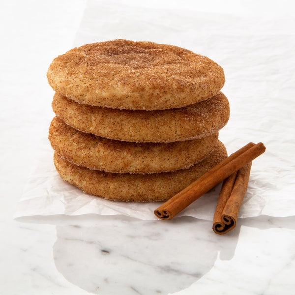NEW Snickerdoodle Half Dozen Sampler
