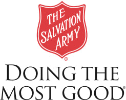 Shipping Label to Salvation Army