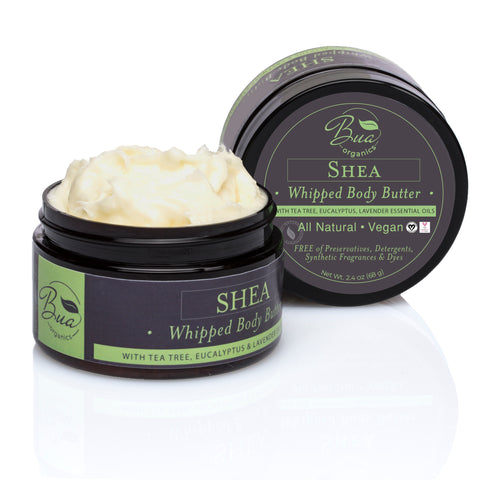 Tea Tree Whipped Body Butter