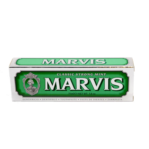 Marvis Strong Mint Toothpaste 75mL