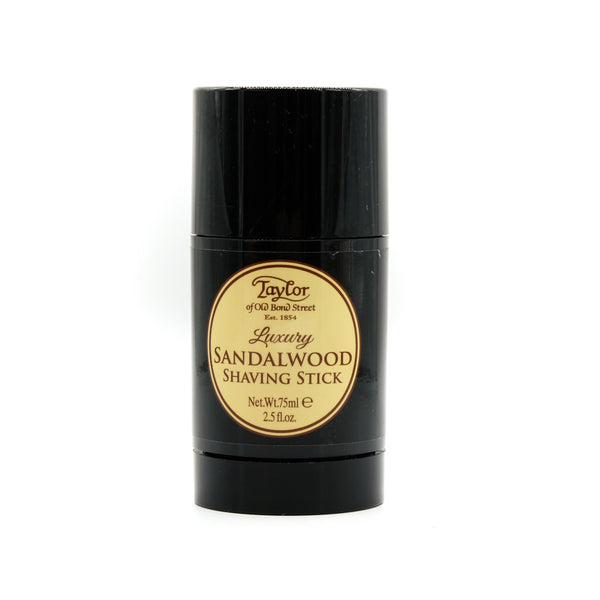 mens grooming products, mens hair products, male grooming tools, skincare, male skincare, Hair, Sydney, Australia, barber, male grooming, mens retail, male style, conditioner, online shopping, mens gifts, barberhood, barbershop, Taylor of Old Bond Street Sandalwood Shave Stick, masculine fragrance, traditional