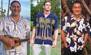 Our Top 5 Hawaiian Shirt Looks for this Summer