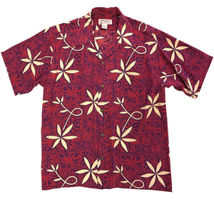 Blue Hawaii Retro Hawaiian Shirt