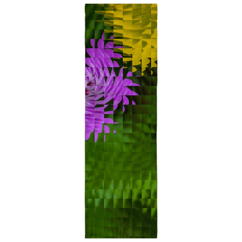 Image of Scarves - Irish Wildflowers Scarf Moods of Ireland 25x77 inch