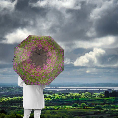 Umbrellas - Herb Robert Merry-Go-Round Umbrella Moods of Ireland