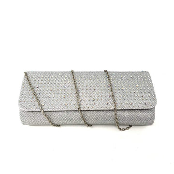 Alexis evening clutch bag