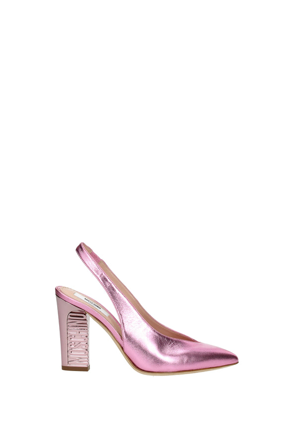 Moschino Sandals  Women Pink