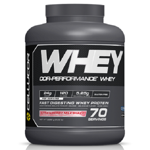 CELLUCOR COR-PERFORMANCE WHEY, 5.19LBS.