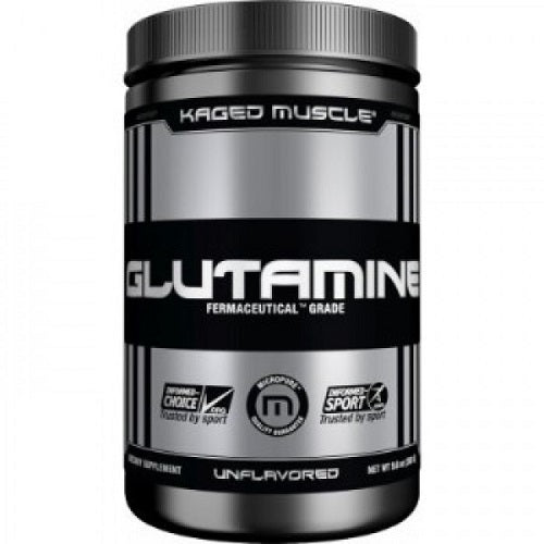 KAGED MUSCLE GLUTAMINE (100 SERVINGS)