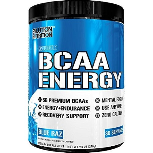 BCAA ENERGY BY EVLUTION NUTRITION 30 SERVINGS