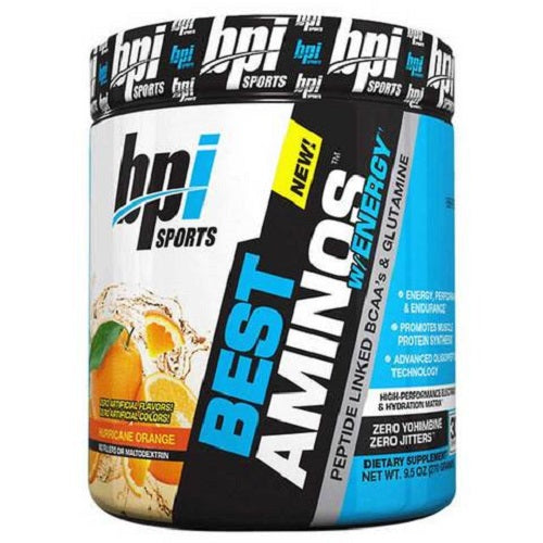 BPI SPORTS BEST AMINOS W/ ENERGY, 30 SERVINGS