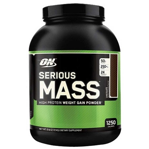 ON (OPTIMUM NUTRITION) SERIOUS MASS, 6 LBS.