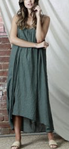Fate and Becker - Sunday Strap Maxi Dress