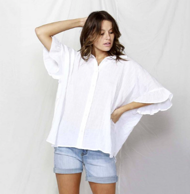 Fate and Becker - Venice oversized Shirt