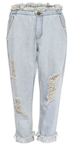 IXIAH - Triggermann Denim Pant