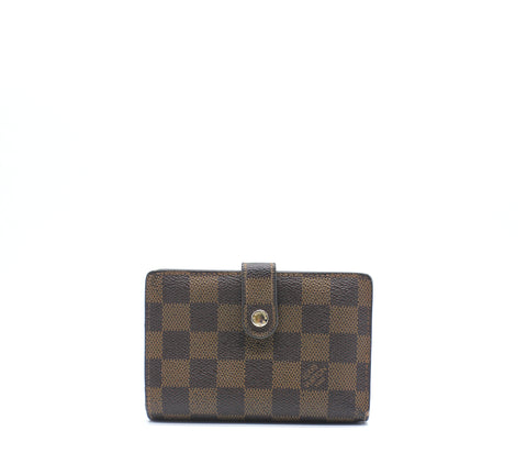 Louis Vuitton Damier French Purse Wallet